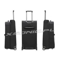Wysoka torba podróżna walizka na kółkach Stratic Conquest 50 litrów