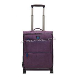 Mała walizka kabinowa na 2 kołach - super lekka- Stratic Agravic- 51 cm