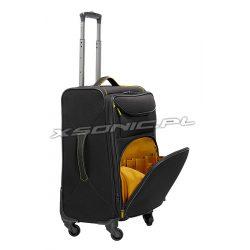 Duża walizka podróżna 103-119 litrów na czterech kółkach powiększana Stratic Apollo ll
