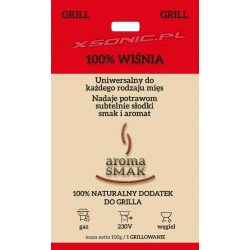 Aromat do grillowania granulat Aroma Smak 100% Wiśnia