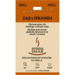 Aromat do grillowania granulat Aroma Smak Dąb z pekanem zapach