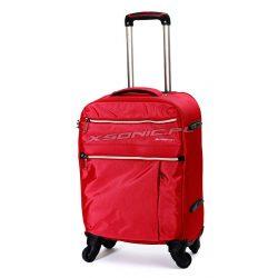 Mała walizka podróżna cztery kółka March Sprinter 37 litrów rączka 5 lat gwarancji