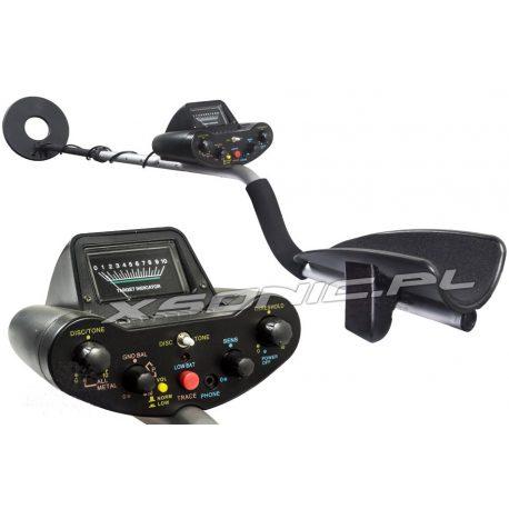 Detektor metalu wykrywacz metali Cobra Tector CT-1025 sonda 210 mm