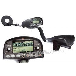 Cobra Tector CT-1080 wykrywacz detektor metalu z ekranem wyświetlacz dyskryminacja śmieci podział metali