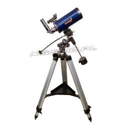 Teleskop Levenhuk Strike 1000 PRO w zestawie filtr księżycowy i torba planisfera książka poradnik Stellarium