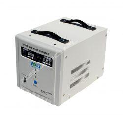 Zasilacz awaryjny UPS przetwornica napięcia z 48V 230V o mocy 2100W 3000W marki VOLT czysty SINUS awaryjne zasilanie pieców