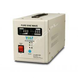Zasilacz awaryjny UPS / przetwornica napięcia z 12V/230V o mocy 300W/500W marki VOLT - czysty SINUS, awaryjne zasilanie pieców