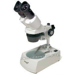 Mikroskop stereoskopowy Levenhuk 3ST w zestawie 2x okular i obiektywy