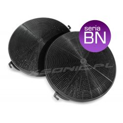 Filtr węglowy do okapów z serii Berdsen BN 2 sztuki