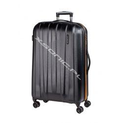 Mała walizka na 4 kółkach March Rocky wysokość 55 cm wytrzymała zamek szyfrowy 40 litrów