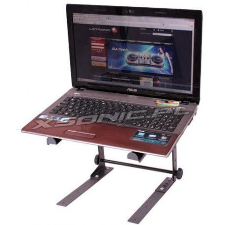Statyw pod laptop mikser stabilna konstrukcja regulowana wysokość