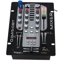 Mikser 5-kanałowy odtwarzacz MP3 dla dj'a funkcja bluetooth