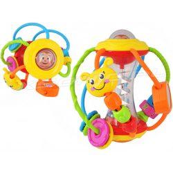 Wielofunkcyjna grzechotka magiczna kula zabawka dla najmłodszych dzieci