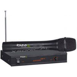 Bezprzewodowy system mikrofonowy z odbiornik mikrofon w zestawie 203.5 MHz