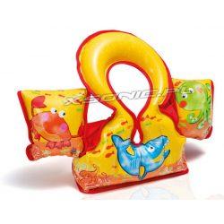 Zestaw kamizelka z rękawkami do pływania dla dzieci 66 x 44 cm INTEX 58673