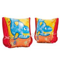 Kolorowe rękawki do pływania dla dzieci 23 x 18 cm