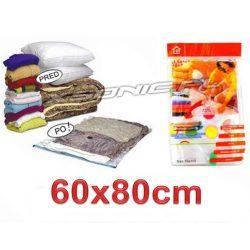 Worek próżniowy 60 x 80cm ochrona ubrań i oszczędność miejsca