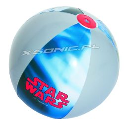 Duża dmuchana piłka plażowa 61cm Star Wars Bestway 91204