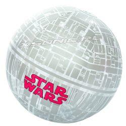 Piłka plażowa Star Wars gwiazda śmierci 61 cm dla dzieci Bestway 91205 dmuchana