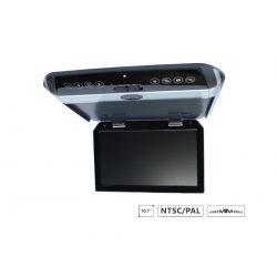 Podwieszany monitor samochodowy NOXON o przekątnej 10 cali 2x wejście wideo transmiter IR pilot na podczerwień