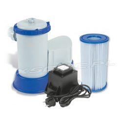 Pompa filtrująca do basenów 5678L/h Bestway 12/230V 58389GS
