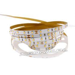 Taśma LED 300 diod SMD 2835 biała ciepła IP20 szczelność 5 metrów długości