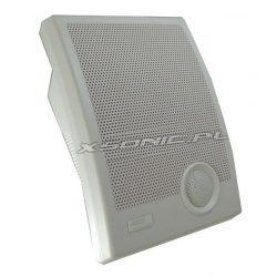 Naścienny głośnik PA biały 10W 260 x 185 x 120mm