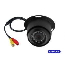 Kamera cofania marki NVOX z wbudowanym przetwornikiem obrazu CCD SHARP metalowy korpus kamery