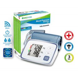 Automatyczny ciśnieniomierz Medivon wykrywa arytmię