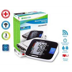 Automatyczny ciśnieniomierz naramienny Medivon PM-3 wykrywa arytmię