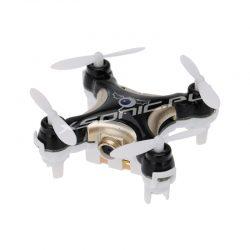 Micro quadrocopter CX-10C NANO DRON nadajnik 2,4 GHz akrobacyjny tryb pilotażu wbudowana kamera