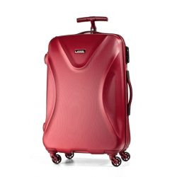 Mała walizka firmy March Twist wysokość 55 cm wytrzymała 4 kolory do wyboru