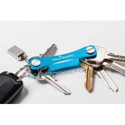 Key master organizer do kluczy brelok niebieski lub czarny
