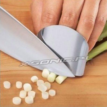 Strażnik palców osłona ochraniacz na palce przed nożem