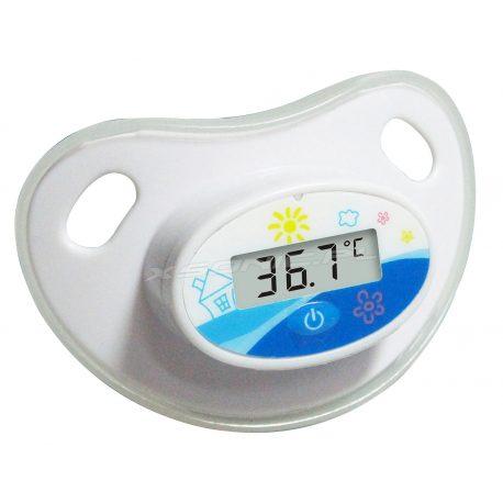 Elektroniczny cyfrowy termometr dla dzieci smoczek z wyświetlaczem Camry CR 8416