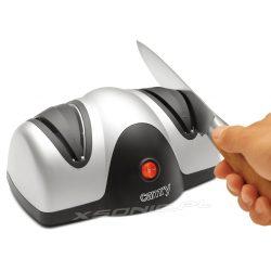 Elektryczna podwójna ostrzałka do noży
