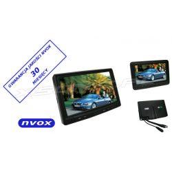 Monitor z dotykową matrycą LCD o przekątnej 7 cali sterowanie PC złącze USB