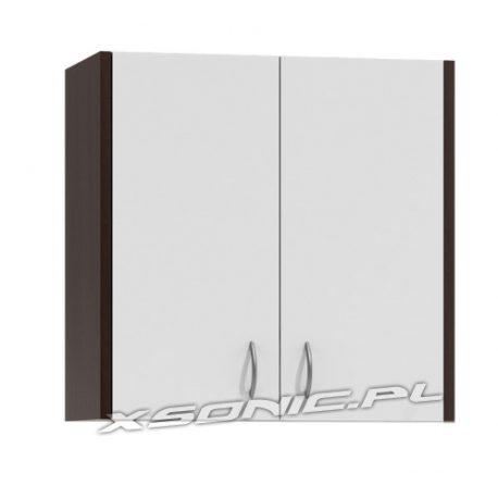 Wisząca szafka łazienkowa szerokość 80 cm 6 kolorów