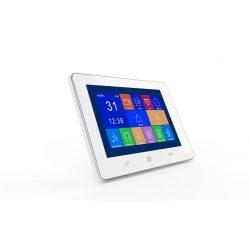 Dotykowy panel LCD o przekątnej 7 cali dedykowany do wideodomofonów wielorodzinnych oraz