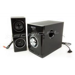 Miniwieża domowy zestaw audio 2.1 MP3/USB/AUX/FM Camry CR 1136