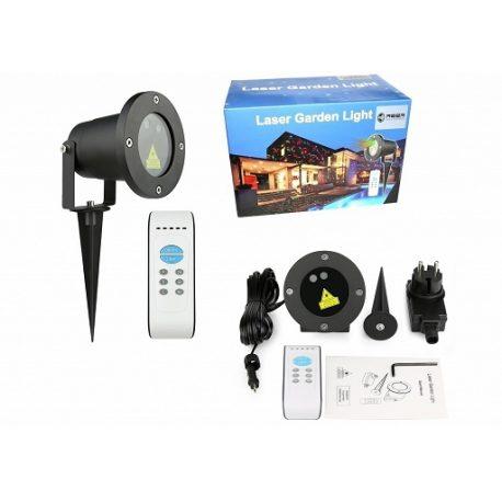 Projektor laserowy STAR SHOWER RG 12w1 Reer Electronics do ogrodu oświetlenie domu