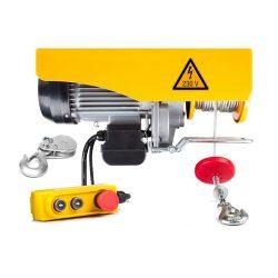 Wyciągarka warsztatowa z serii Industrial firmy Dragon Winch udźwig 500/990 kg zasilanie 230V