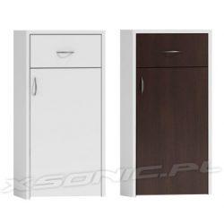 Szafka łazienkowa komoda stojąca D+S 40 cm z szufladą