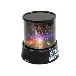 Lampka nocna STAR MASTER projektor gwiazdy niebo nocą lub planety na baterie