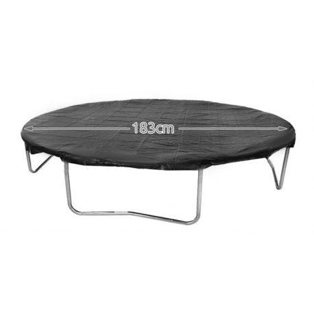 Pokrywa na trampolinę 183cm osłona przeciwdeszczowa do trampolin 6FT