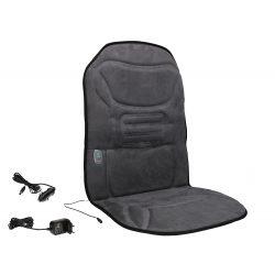 Mata grzejąca i masująca Medivon CF-2102-PK na siedzenie fotela do domu i samochodu