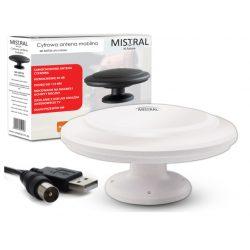 Antena Mistral MI-ANT04 UFO Strong idealna do Tira kampera na jacht