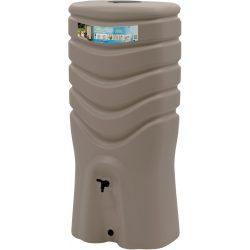 Zbiornik na wodę deszczówkę pojemność 350 litrów z zaworem wyłapuje zanieczyszczenia