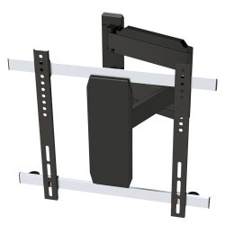 Uchwyt do telewizora ruchomy regulowany LCD LED plazmy 23 do 42 cali waga do 55 kg