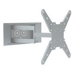 Uchwyt do telewizora ruchomy regulowany LCD LED plazmy 26 do 47 cali waga do 25 kg
